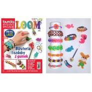 Burda LOOM - wydanie specjalne 2/2014 - 35 Super modeli + Gumki